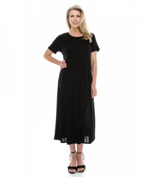 Jostar Stretchy Dress Short Sleeve
