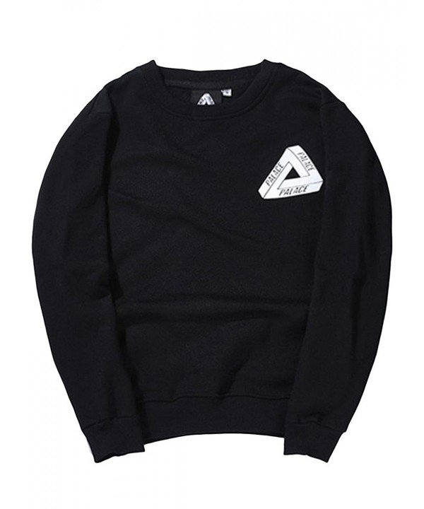 Dethler Pullover Fleece Sweatshirt T shirt