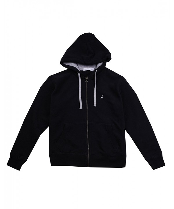 Nautica Hoodie Sweater X Large Black
