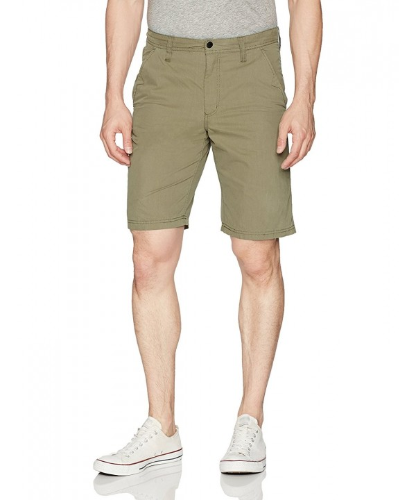 Hawke Co Ripstop Shorts Khaki