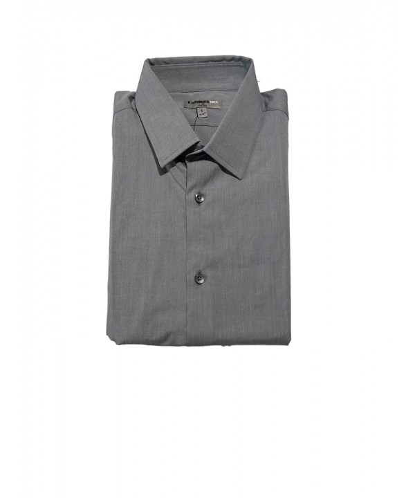 Express Mens Fitted Buttondown Shirt