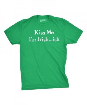 Crazy Dog T Shirts Irish ish Patricks