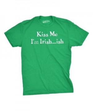 Crazy Dog T Shirts Irish ish Patricks