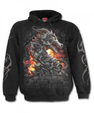 Spiral Mens Keeper Fortress Hoody