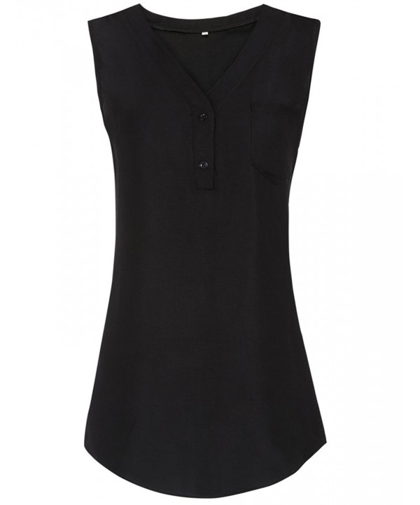 Halife Womens Sleeveless Shirts Summer