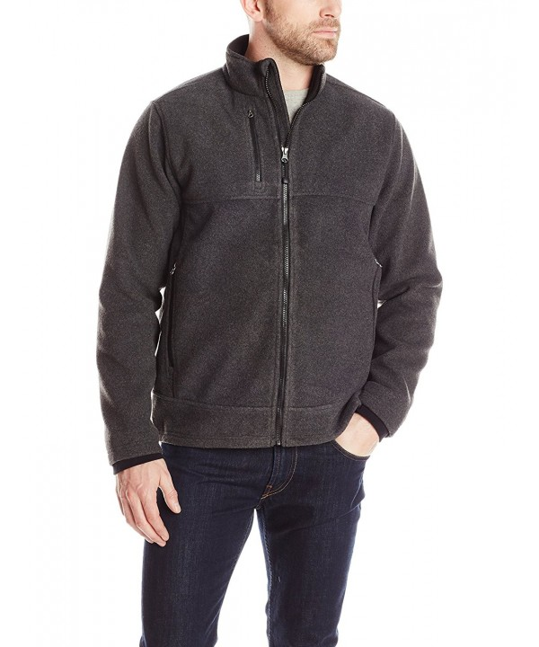 Charles River Apparel Microfleece Graphite