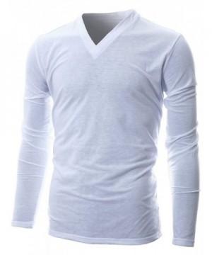 GIVON Lightweight Thermal T Shirt DCP043 WHITE XL