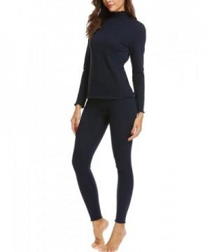 Skylin Womens Thermal Underwear Sleepwear