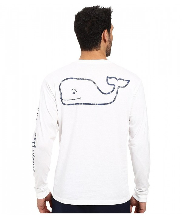 Vineyard Vines Long Sleeve Vintage Graphic