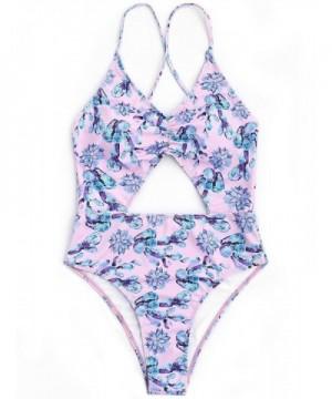 Bong Buy Printing Swimsuit Swimwear