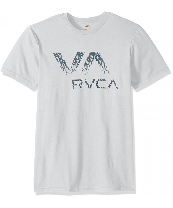 RVCA Mens Ancell White Medium