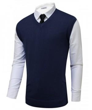Popular Men's Sweater Vests Outlet Online
