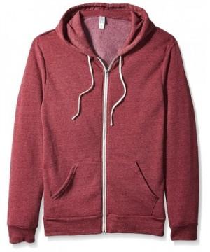 Alternative Rocky Hoodie Sweatshirt Currant