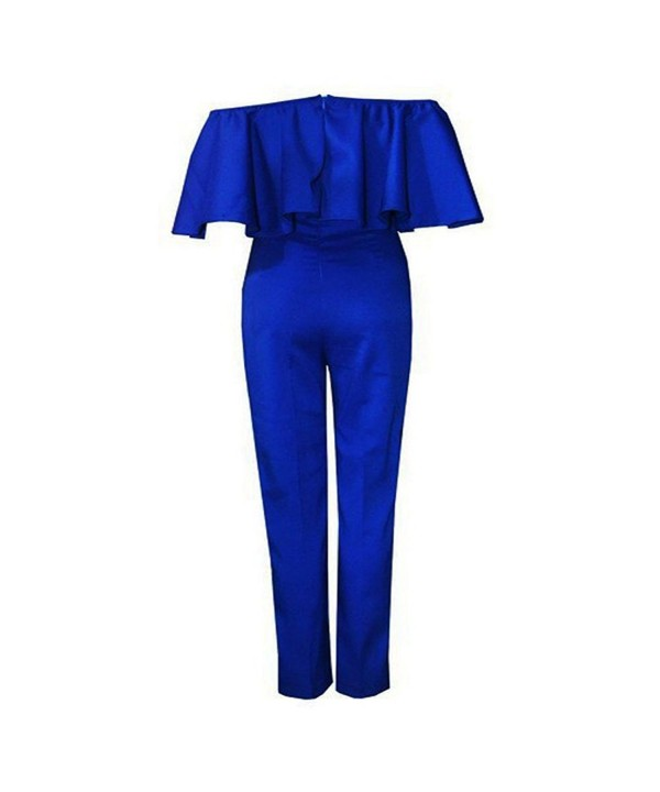 LOVEXIU Womens Shoulder Jumpsuits Rompers