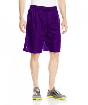 Russell Athletic Shorts Pockets Purple