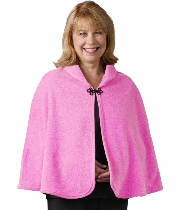 Womens Warm Jacket Cape Shawl