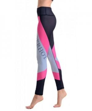BBYMALL Womens Running Leggings Pants
