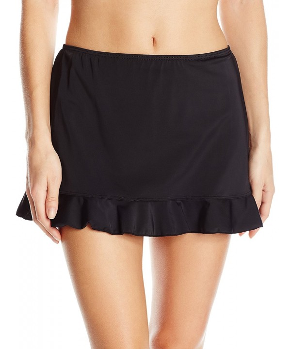 Fit Womens Skirted Bikini Flounce