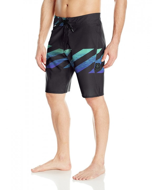 Volcom Mens Macaw Stretch Boardshort