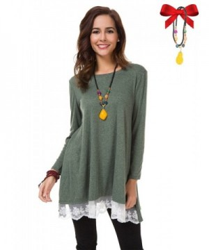 Womens T Shirt Blouse Sleeve Simple