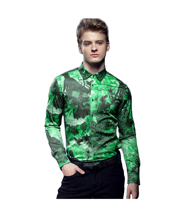 FANZHUAN Fashion Shirts Dressing Pattern