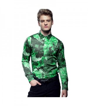 FANZHUAN Fashion Shirts Dressing Pattern