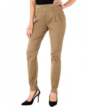 Slivexy Khaki Pants Womens Chino
