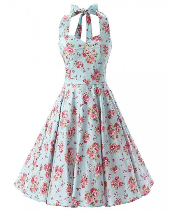 Ensnovo Womens Vintage Floral Spring