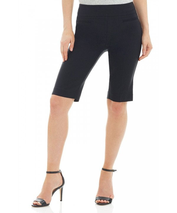 Rekucci Womens Comfort Modern Shorts