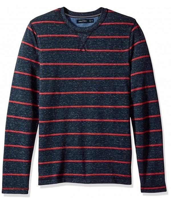 Nautica Standard Sleeve Cotton Pique