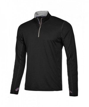 Coofandy Performance Quarter Zip Pullover XX Large