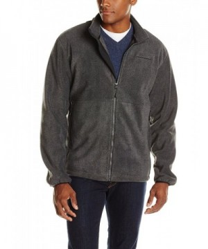 Hawke Co Full Zip Fleece Charcoal