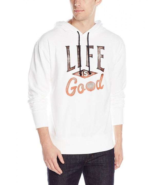 Life Good Hoodie X Large Cloud