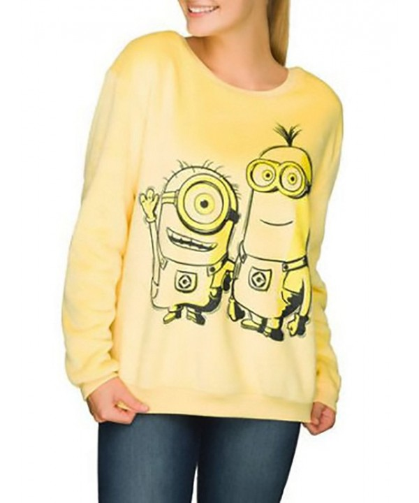 Universal Minions Juniors Pullover Sweater