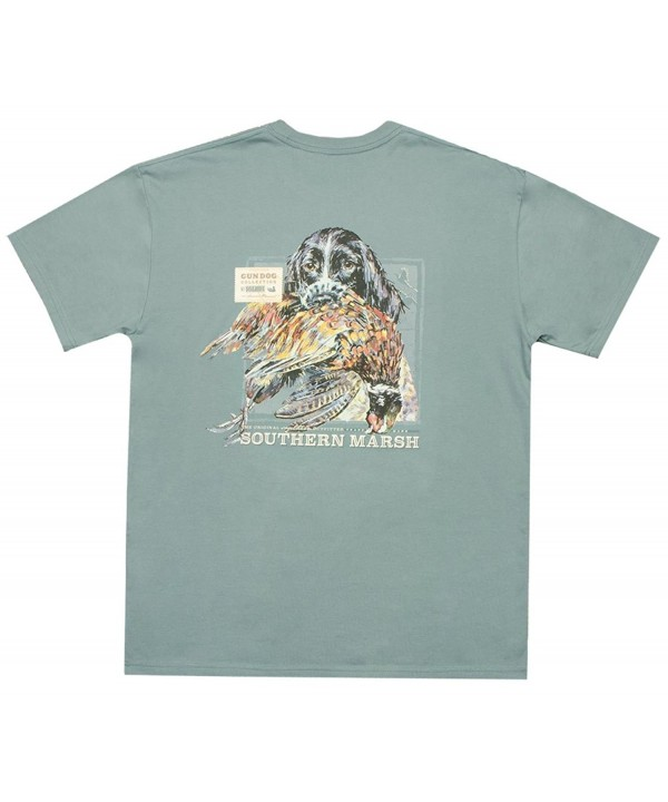 Southern Marsh Short Sleeve Burnt