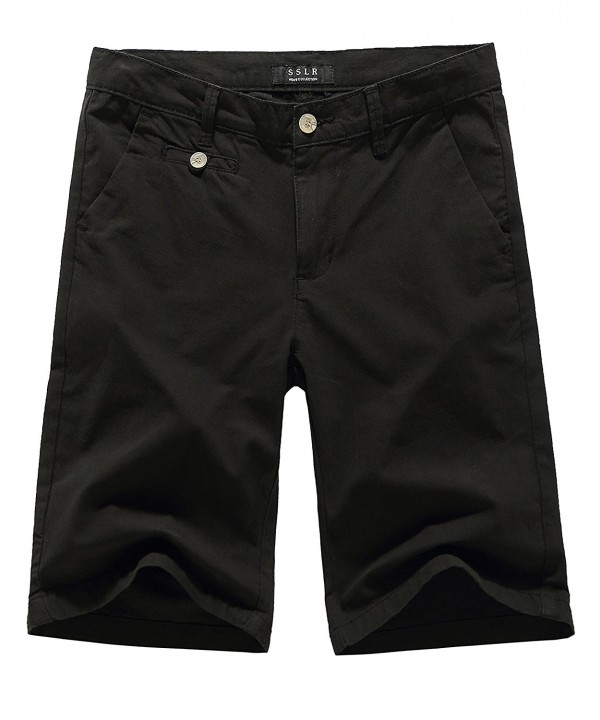 SSLR Feeling Classic Casual Shorts