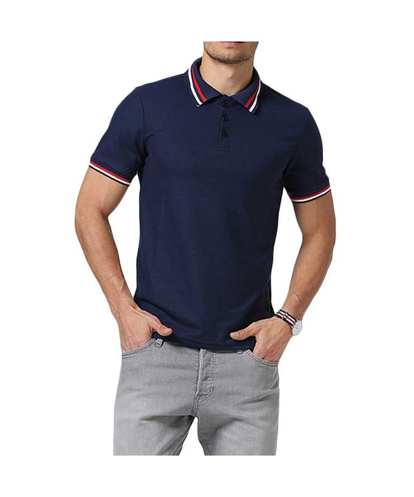 YIMANIE Modern Short Sleeve Shirt