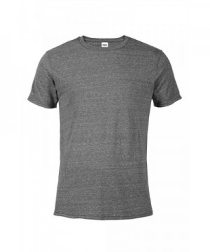 Casual Garb Heather T Shirts Graphite