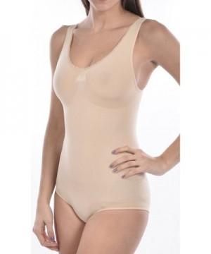 Body Beautiful Womens Seamless Bodysuit