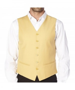 CONCITOR Brand Dress Waistcoat Solid