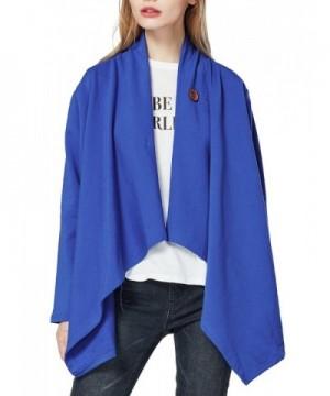M ASSOLATO Womens Autumn Cardigans Outwear