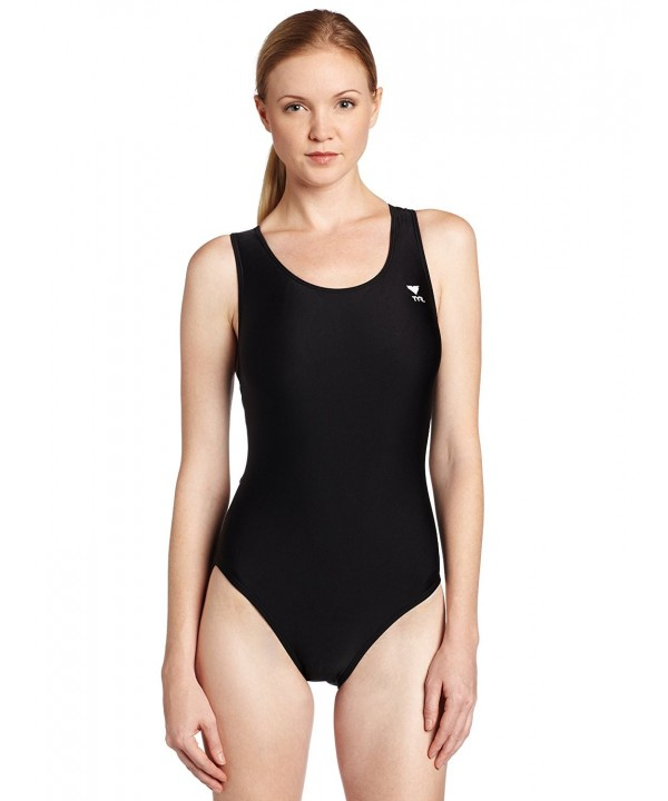 TYR Sport Womens Solid Maxback