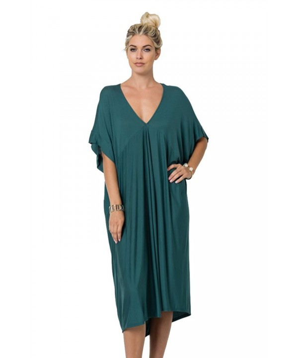 Made Sleeves Relaxed Stretchy Dress