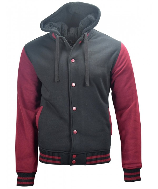 Profound Apparel Varsity Burgundy XX Large