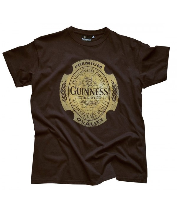 Guinness Chocolate Brown Stout T Shrit