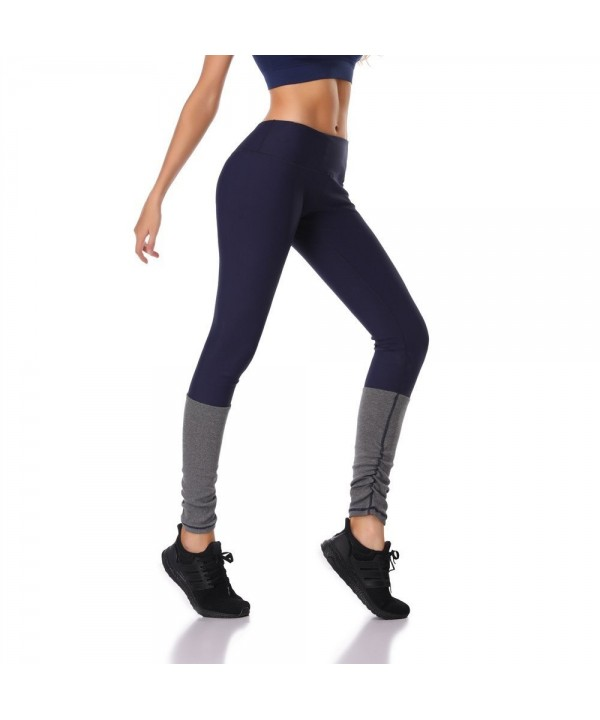 control Running Dancing Workout Leggings