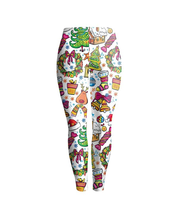 Leggings Design Womens Digital Footless