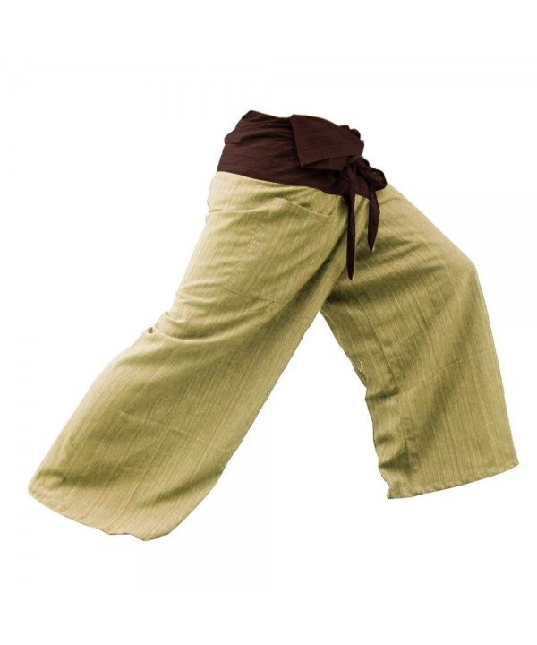 Tone Fisherman Pants Trousers Cotton