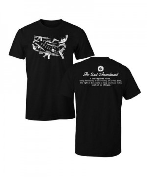 Freedom Rights Second Amendment Shirt