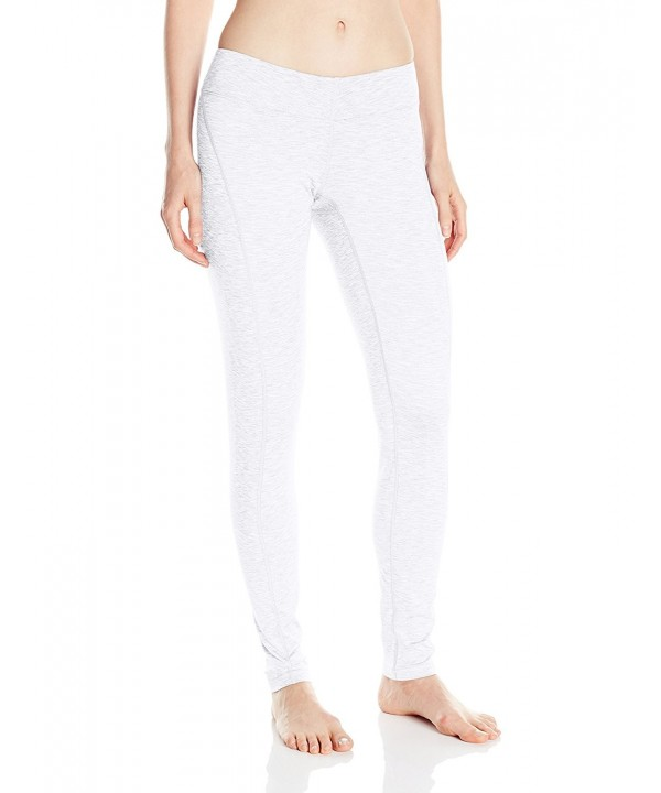 Jockey Womens Heathers Thermals Bottoms